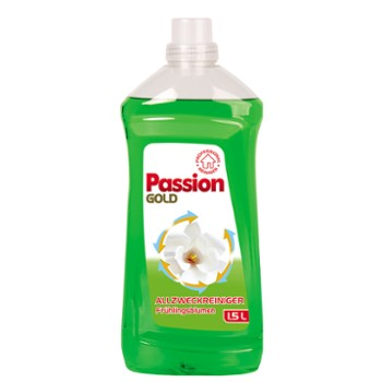 PASSION G. Płyn do podł.1,5L Zielony (8)
