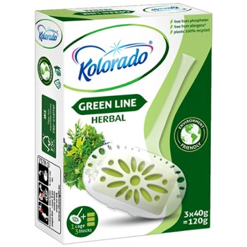 KOLORADO WC Green Line 3x40g Herbal (18)