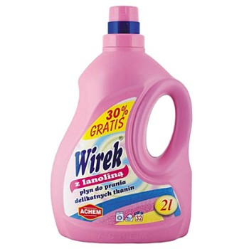 WIREK Płyn do pr. 2L Lanolin (7)