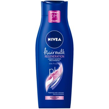 NIVEA Szampon do wł.400ml Hairmilk (12)