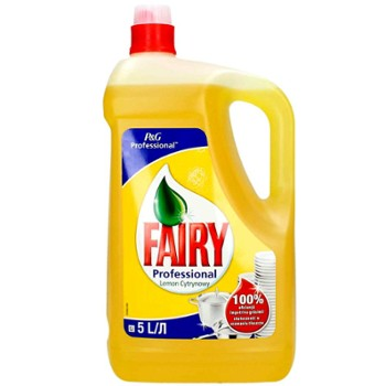 FAIRY Płyn do nacz. 5L Lemon (3)