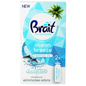 BRAIT Odśw.Zapas Mini 2x10ml Oceanic(12)