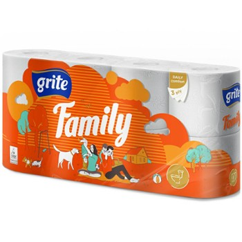 GRITE FAMILY Papier toaletowy 8rol (7)