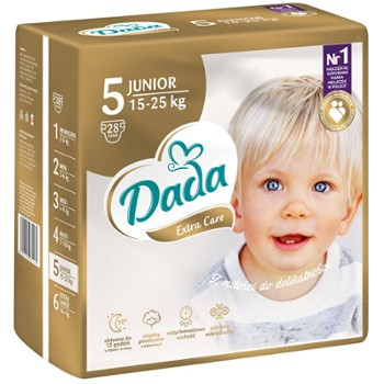 DADA Extra Care Junior Pieluchy 5 (28)