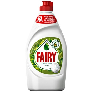 FAIRY Płyn do nacz. 450ml Jabłko (21)