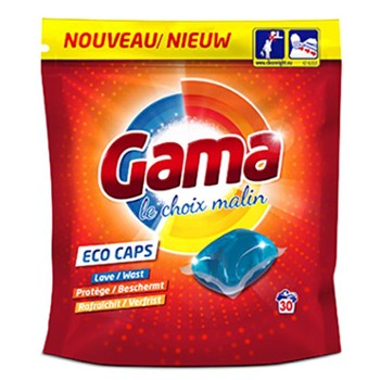 GAMA Kaps. do pr. 30szt. Regular (4)