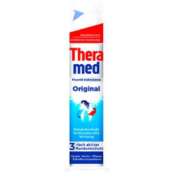THERAMED Pasta do zęb.100ml (10)