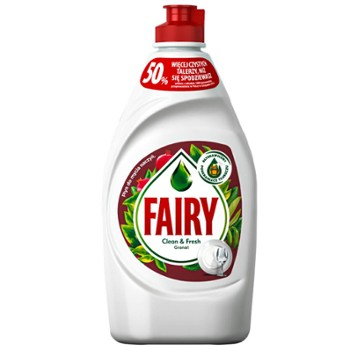FAIRY Płyn do nacz. 450ml Granat (21)