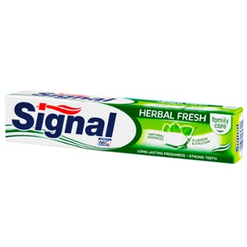 SIGNAL Pasta do zęb. 100mll Herbal F(24)