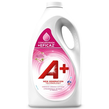 A+ Żel do pr. 4,25L Flower (2)