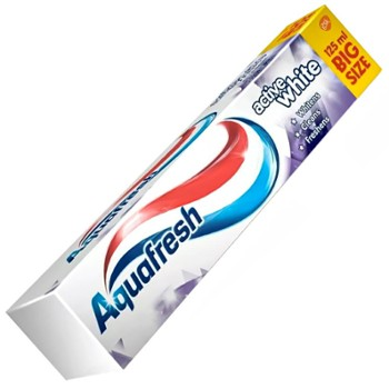 AQUAFRESH Pasta do zęb.125ml Active(12)