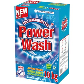 POWER WASH Proszek do pr. 10 Kg (K)
