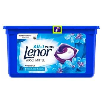 LENOR Kaps. do pr. 38szt 3w1 Aprilfri(3)