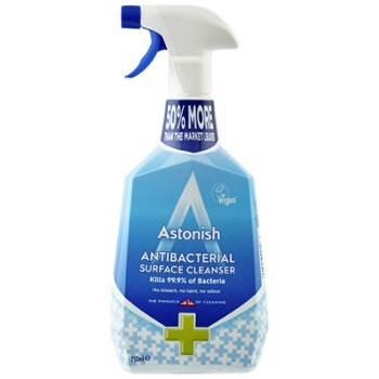 ASTONISH Spray 750ml Anti-Bacterial (12)