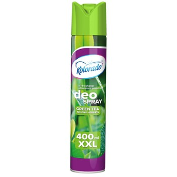 KOLORADO Odśw. spray 400ml Green T (12)
