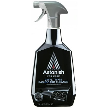 ASTONISH Spray 750ml Car Vinyl Trim (12)