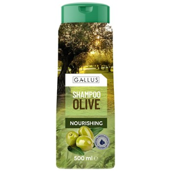 GALLUS Szampon do wł. 500ml Olive (12)