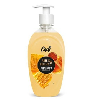 CADI Mydło w pł. 500ml Milk&honey (8)