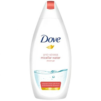 DOVE Żel pod pr. 500ml Anti-Stress (12)