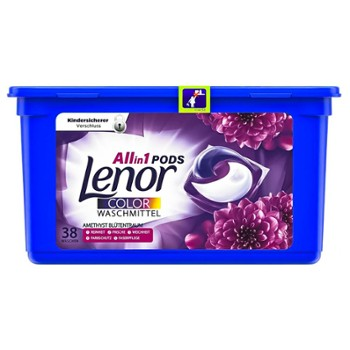 LENOR Kaps. do pr. 38szt 3w1 Amethyst(3)