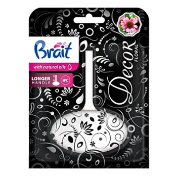 BRAIT Kostka do WC 40g Decor Floral (24)