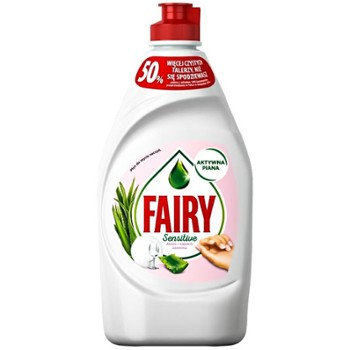 FAIRY Płyn do nacz. 450ml Aloes pink(21)