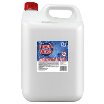 POWER WASH Mydło w pł. 5L Antibakterie