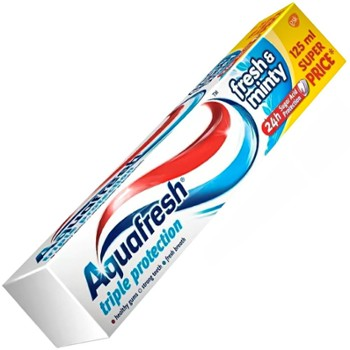 AQUAFRESH Pasta do zęb.125ml Fresh&M(12)