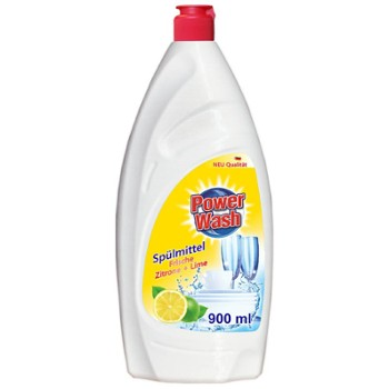 POWER WASH Płyn do nacz.900ml Zitrone(10