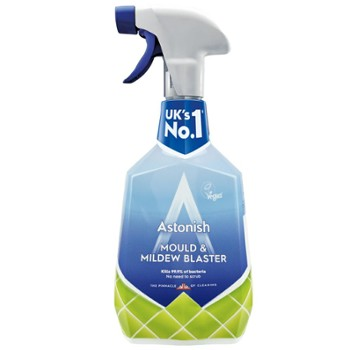 ASTONISH Spray 750ml Mould&Mildew (12)