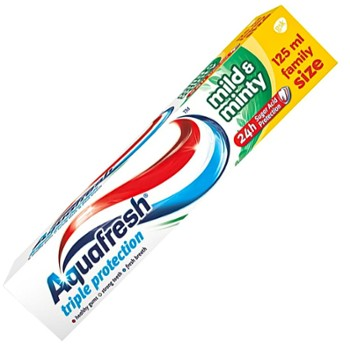 AQUAFRESH Pasta do zęb.125ml Mild&M(12)