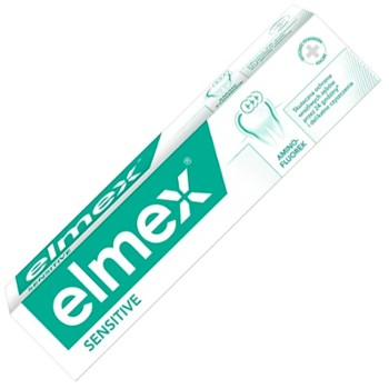 ELMEX Pasta do zęb. 75ml SENSITIVE(12)