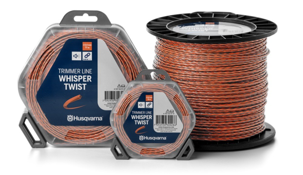 Żyłka Whisper Twist 2,0mm x 15 m HUSQVARNA