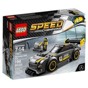 Lego Speed 75877 Mercedes AMG GT3