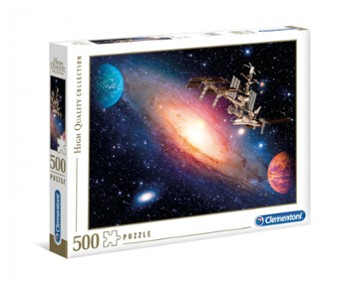 Puzzle 500 el International Space Station