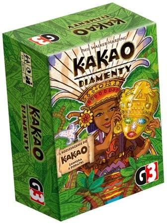 Kakao - rozszerzenie 2 (Diamenty)