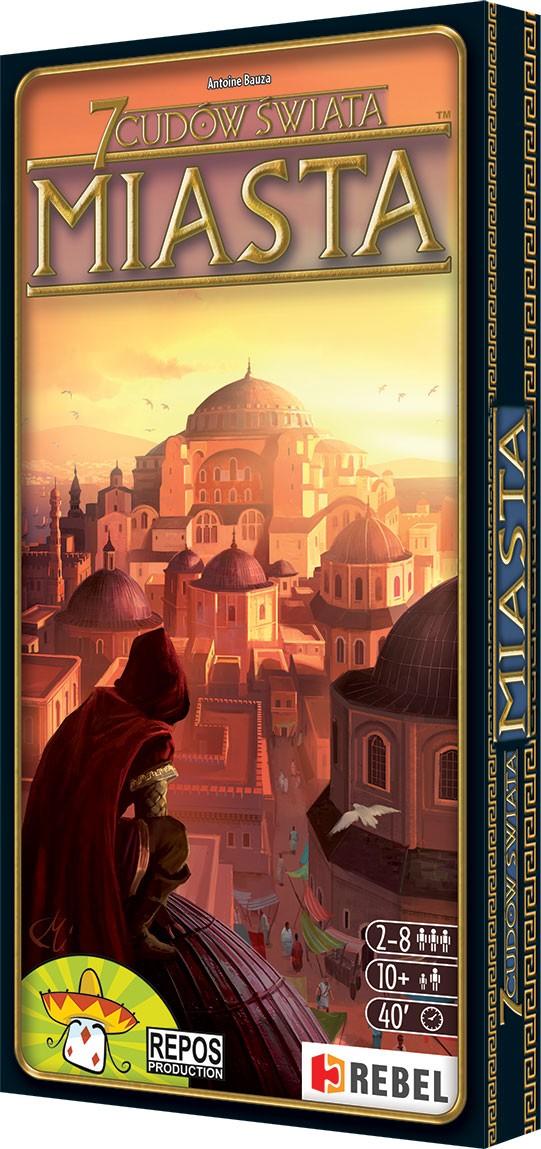 7 Cudów Świata: Miasta (stara edycja)