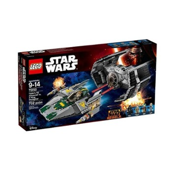 Lego Star Wars 75150 Advanced Kontra A-Wing