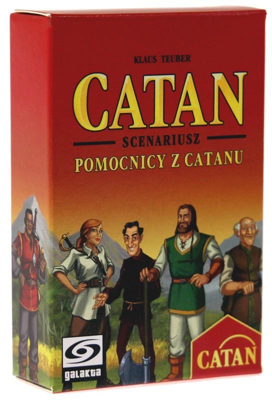 Catan - Scenariusz: Pomocnicy z Catanu