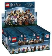 LEGO Minifigurki - Seria Harry Potter