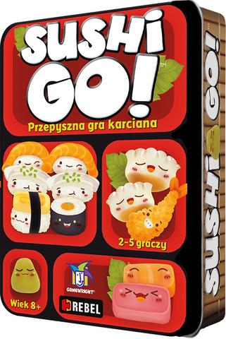 Sushi Go! (edycja polska)