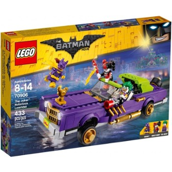 Lego Batman Movie 70906 Lowrider Jokera