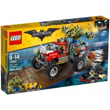 Lego Batman Movie 70907 Pojazd Killer Croca