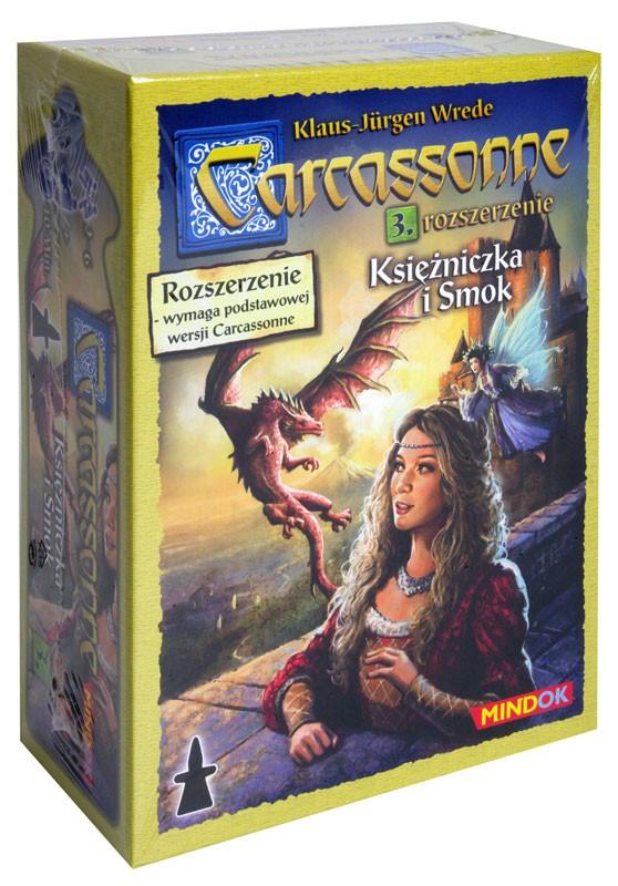 Carcassonne 3 Księżniczka i smok (2)