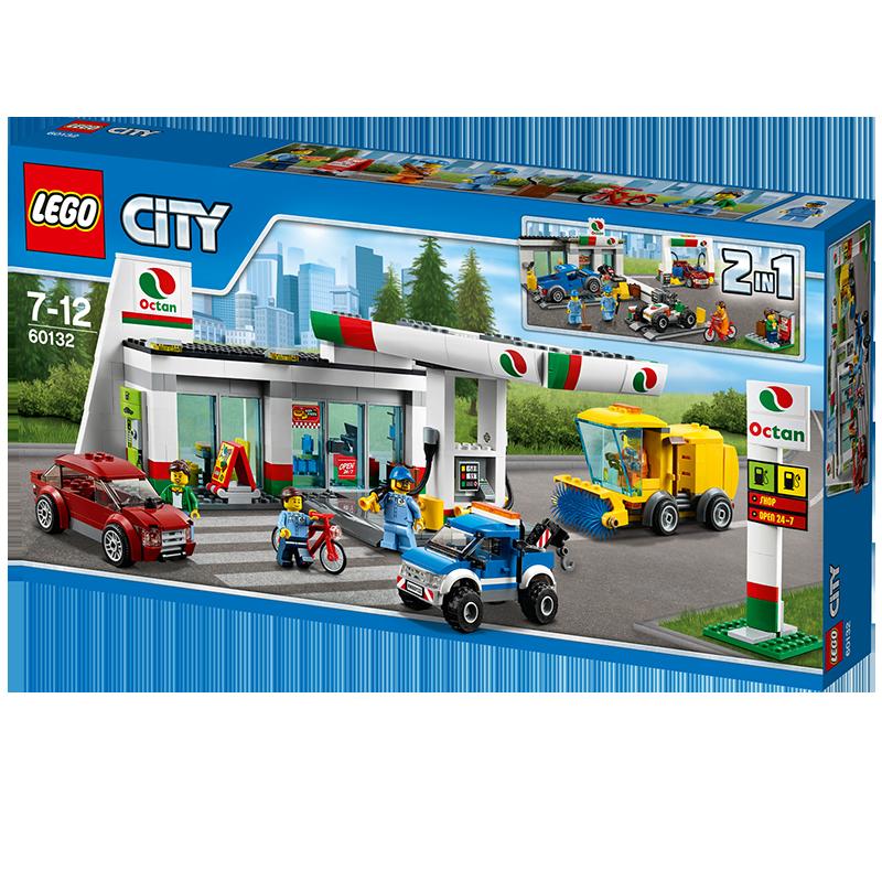 Lego City 60132 Stacja Paliw