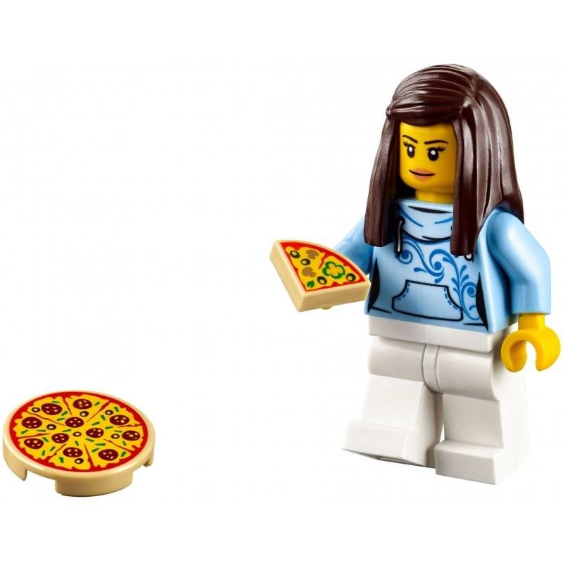 Lego City 60150 Foodtruck Z Pizzą