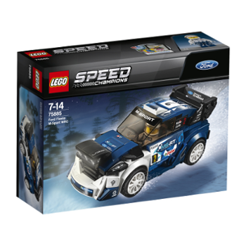Lego Speed 75885 Ford Fiesta M-Sport WRC