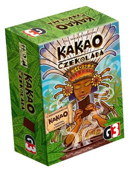 Kakao - rozszerzenie 1 (Czekolada)