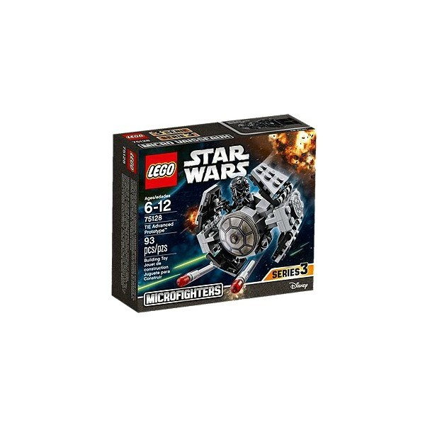 Lego Star Wars 75128 The Advanced Prototype