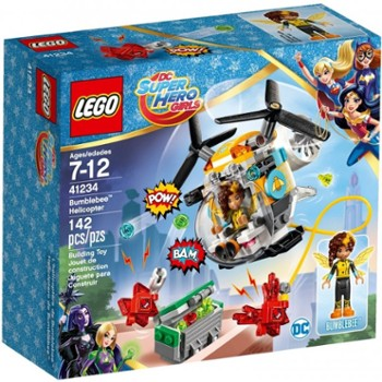 Lego Super Hero Girls 41234 Helikopter Bumblebee